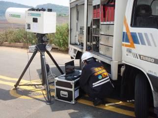 FTIR偵測器檢測