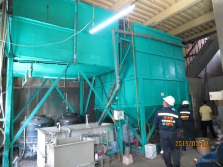 廠內水處理設備