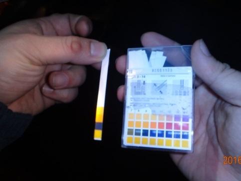 消防廢水pH值量測