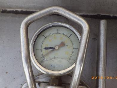 事故ISO TANK壓力錶