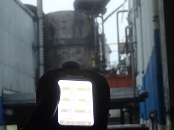 五用氣體偵測器分析