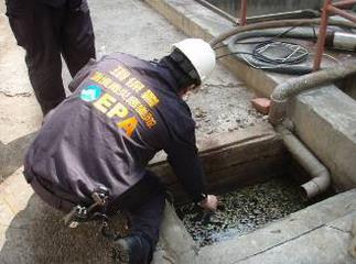消防廢水pH值檢測