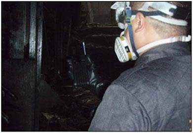環境監測-檢知管檢測HCl