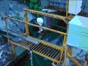 污水放流口檢測情形
