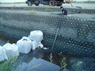 溝渠廢水抽除