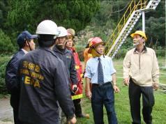 會商新竹市市長、消防局長