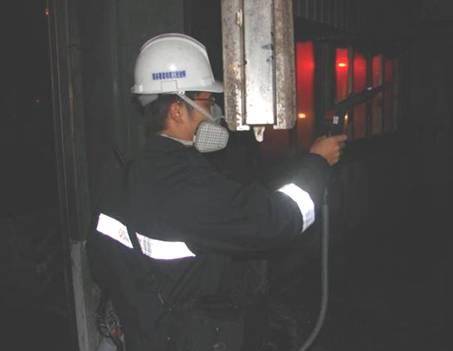 周界環境空氣監測
