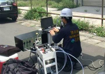 FTIR監測空氣濃度