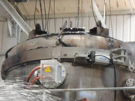 鍋爐燃燒狀況