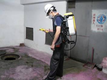 GC/MS環境監測分析