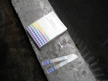 消防廢污水pH量測