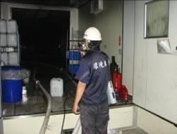 火焰式離子偵測器監控環境