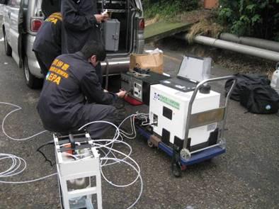環境監測--FTIR