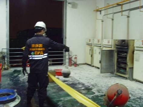 氰化氫檢知管現場測量