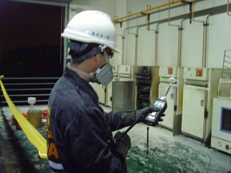 PID進行環境監測