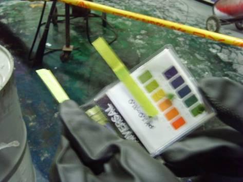 現場廢水pH值量測