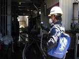 使用火焰離子偵測器進行空氣檢測