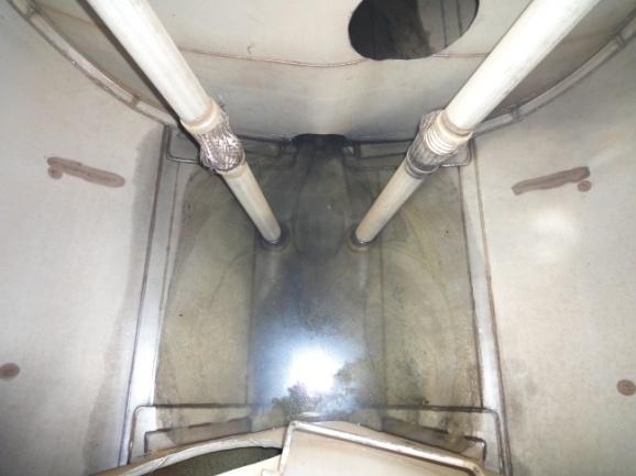 槽車內部消防廢水