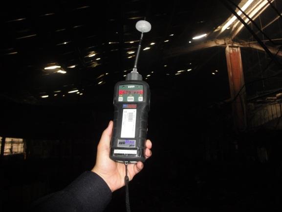 PID環境監測