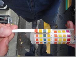 消防廢水pH值