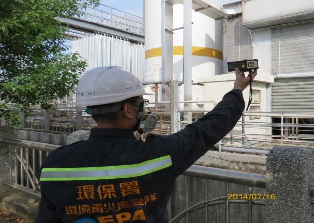 環境監測-氨氯氣體偵測器