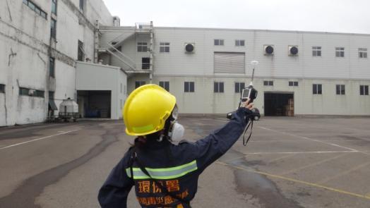 光離子偵測器(PID)量測