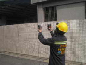 四用氣體偵測器檢測