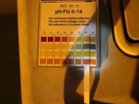 消防廢水檢測作業