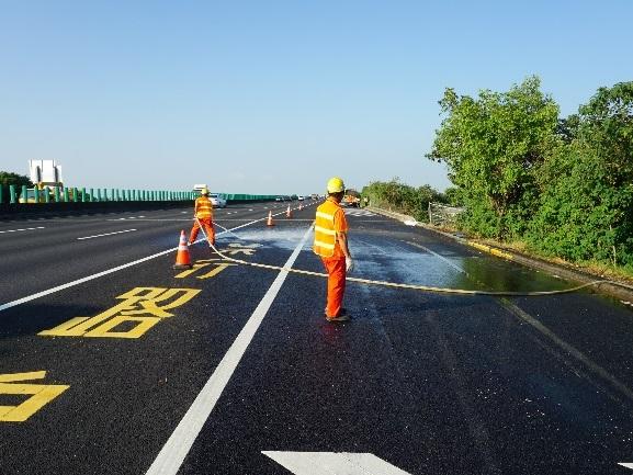 國道路面清洗